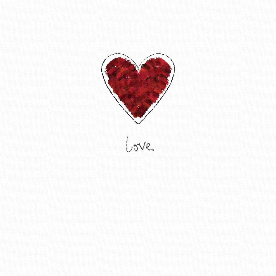 Love Heart by Tina Oloyede