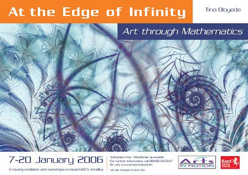 At the Edge of Infinity - Art through Mathematics